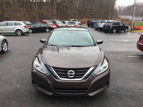 2016 Nissan Altima for sale at Mikes Auto Center INC. in Poughkeepsie NY