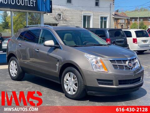 2011 Cadillac SRX for sale at MWS Wholesale  Auto Outlet in Grand Rapids MI