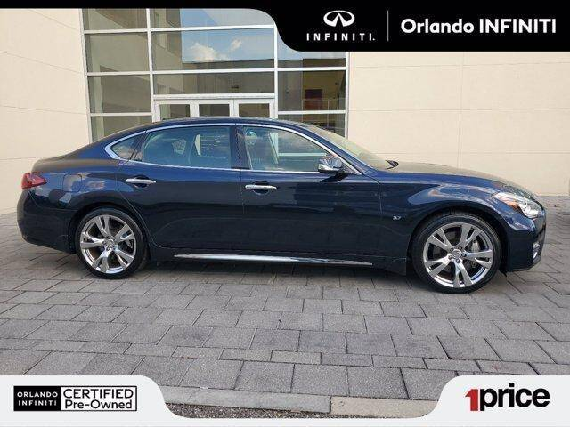 2017 Infiniti Q70L for sale in Orlando, FL