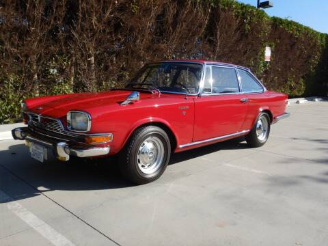 1968 BMW 3000 GT Glas for sale at California Cadillac & Collectibles in Los Angeles CA