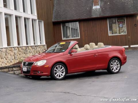 2008 Volkswagen Eos for sale at Cupples Car Company in Belmont NH