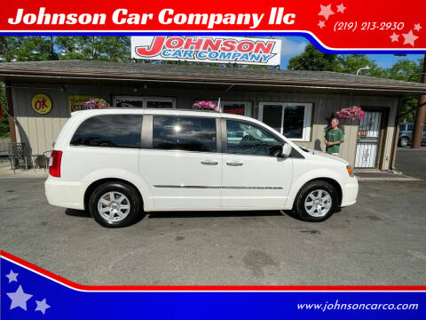 2011 Chrysler Town and Country for sale at Johnson Car Company llc in Crown Point IN