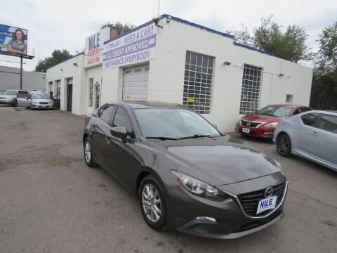 2014 Mazda MAZDA3 for sale at Nile Auto Sales in Denver CO