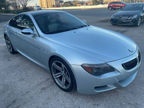 2007 BMW M6 for sale at Austin Direct Auto Sales in Austin TX