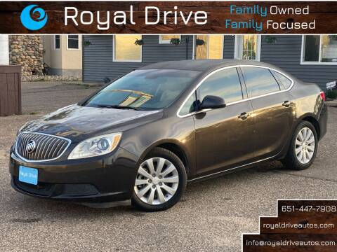 2016 Buick Verano for sale at Royal Drive in Newport MN