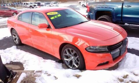 2016 Dodge Charger for sale at Jim Clark Auto World in Topeka KS