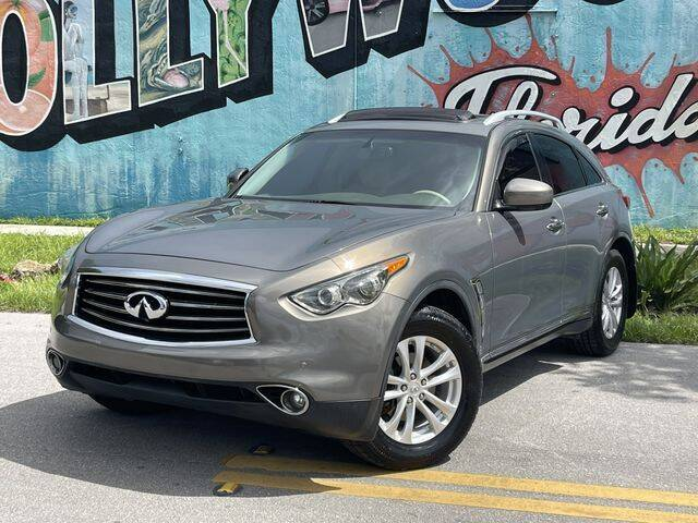 2012 Infiniti FX35 for sale in Hollywood, FL