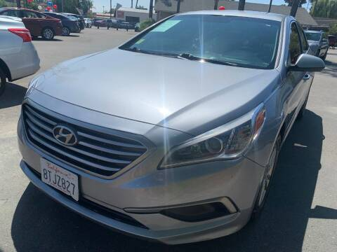 2017 Hyundai Sonata for sale at North Coast Auto Group in Fallbrook CA
