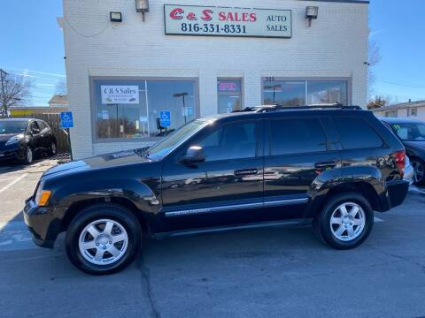 2010 Jeep Grand Cherokee for sale at C & S SALES in Belton MO