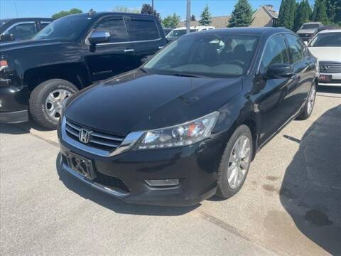 2015 Honda Accord for sale at Meyer Motors in Plymouth WI