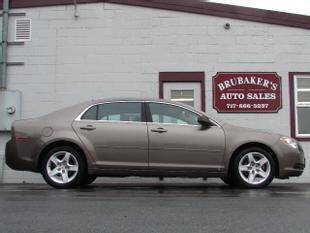 2010 Chevrolet Malibu for sale at Brubakers Auto Sales in Myerstown PA