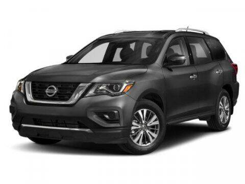 2019 Nissan Pathfinder for sale at Crown Automotive of Lawrence Kansas in Lawrence KS