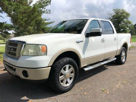 2007 Ford F-150 for sale at COUNTRYSIDE AUTO SALES 2 in Russellville KY