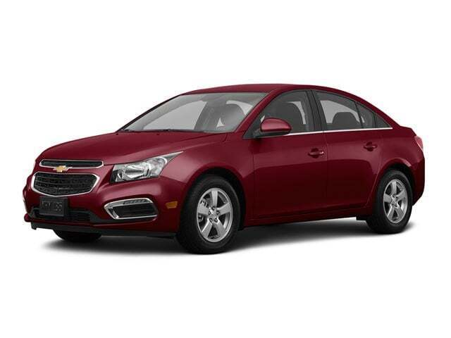 2016 Chevrolet Cruze Limited for sale at Griffeth Mitsubishi - Pre-owned in Caribou ME