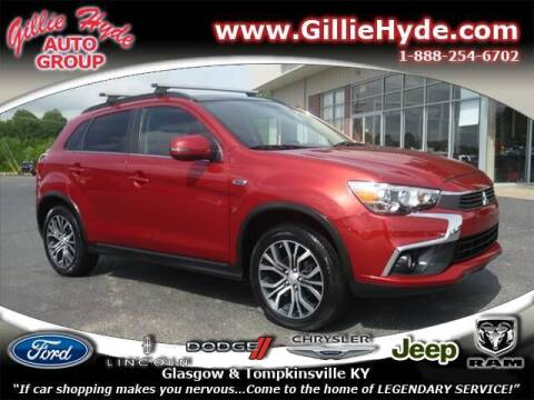 2017 Mitsubishi Outlander Sport for sale at Gillie Hyde Auto Group in Glasgow KY