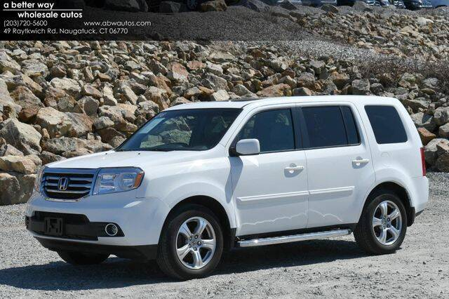 2013 Honda Pilot for sale in Naugatuck, CT