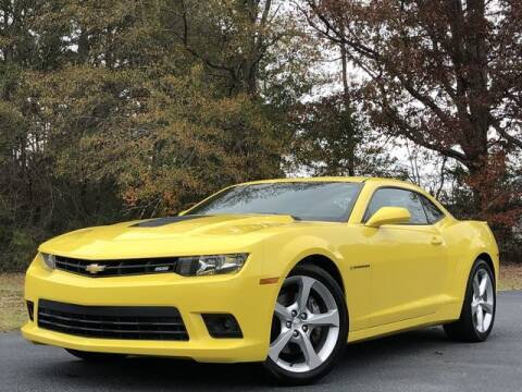 2014 Chevrolet Camaro for sale at Global Pre-Owned in Fayetteville GA