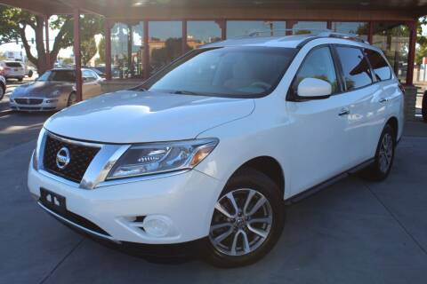 2013 Nissan Pathfinder for sale at ALIC MOTORS in Boise ID