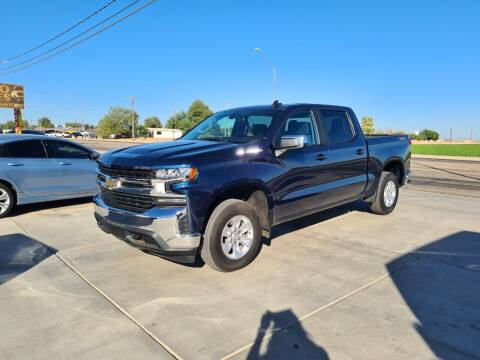 2019 Chevrolet Silverado 1500 for sale at A AND A AUTO SALES in Gadsden AZ