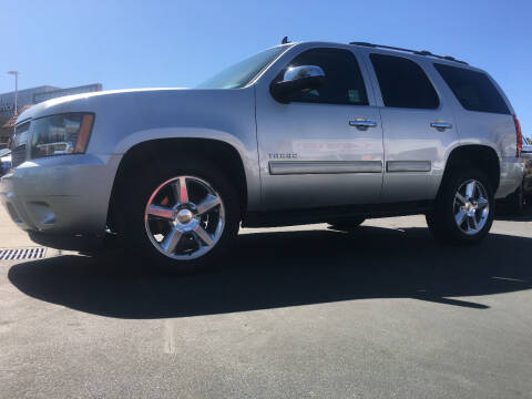 2011 Chevrolet Tahoe for sale at CARSTER in Huntington Beach CA