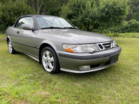 2001 Saab 9-3 for sale at Choice Motor Car in Plainville CT