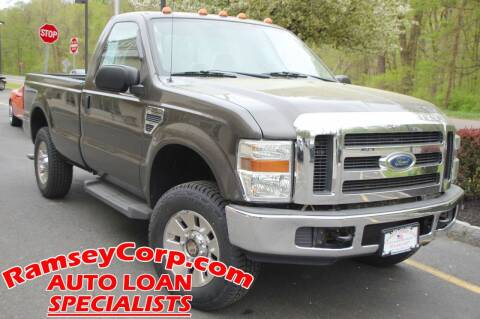 2008 Ford F-250 Super Duty for sale at Ramsey Corp. in West Milford NJ