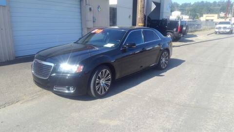 2012 Chrysler 300 for sale at Nor Cal Auto Center in Anderson CA