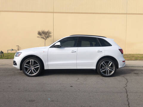2015 Audi SQ5 for sale at HIGH-LINE MOTOR SPORTS in Brea CA