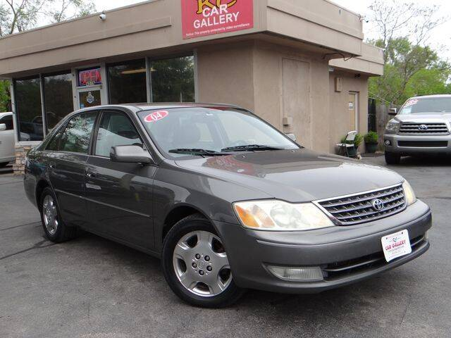2004 Toyota Avalon for sale at KC Car Gallery in Kansas City KS