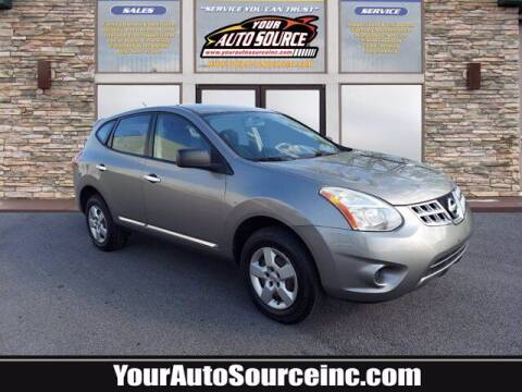 2012 Nissan Rogue for sale at Your Auto Source in York PA