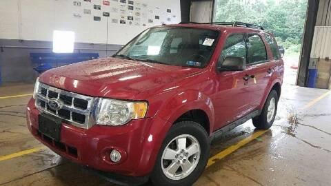 2010 Ford Escape for sale at Automotive Toy Store LLC in Mount Carmel PA