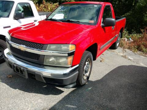 2006 Chevrolet Colorado for sale at Auto Brokers of Milford in Milford NH