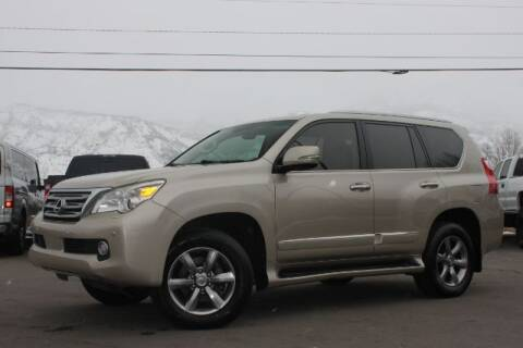 2012 Lexus GX 460 for sale at REVOLUTIONARY AUTO in Lindon UT