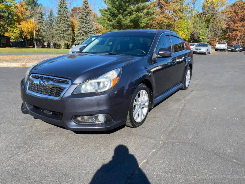 2013 Subaru Legacy for sale at Northstar Auto Sales LLC in Ham Lake MN