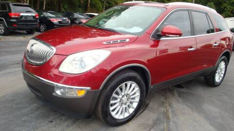 2010 Buick Enclave for sale at Glory Motors in Rock Hill SC