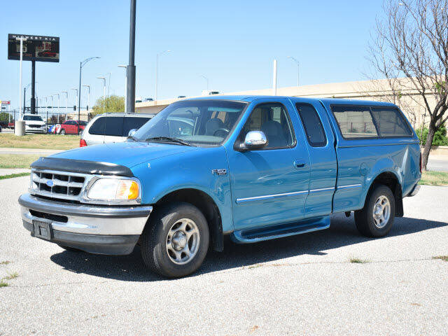 1997 Ford F-150 for sale at Dave Johnson Sales in Wichita KS
