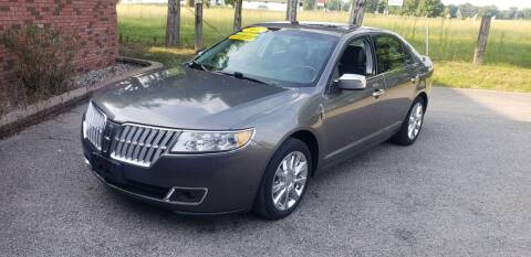 2012 Lincoln MKZ for sale at Elite Auto Sales in Herrin IL