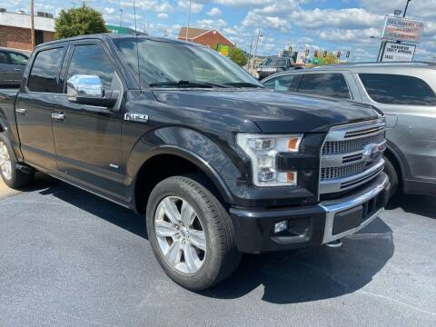 2015 Ford F-150 for sale at All American Autos in Kingsport TN