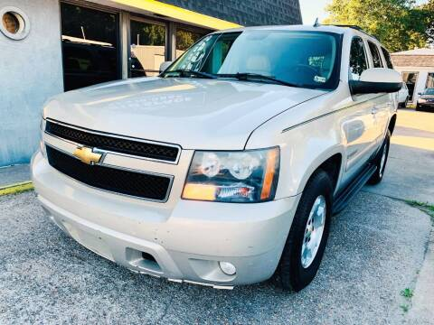 2007 Chevrolet Tahoe for sale at Auto Space LLC in Norfolk VA