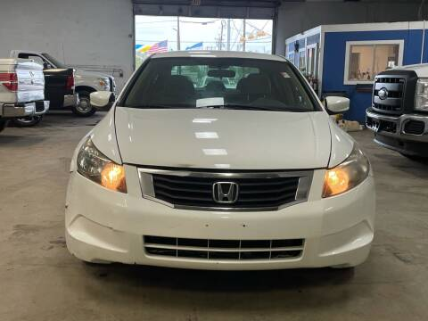 2009 Honda Accord for sale at Ricky Auto Sales in Houston TX