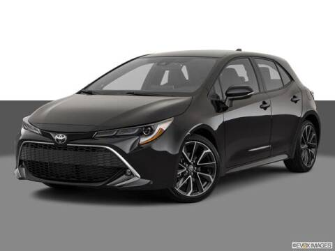 2019 Toyota Corolla Hatchback for sale at TEX TYLER Autos Cars Trucks SUV Sales in Tyler TX