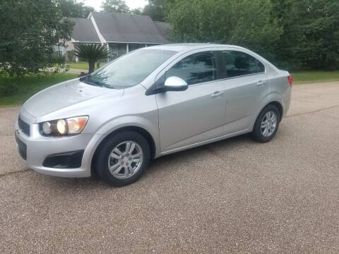 2015 Chevrolet Sonic for sale at J & J Auto Brokers in Slidell LA