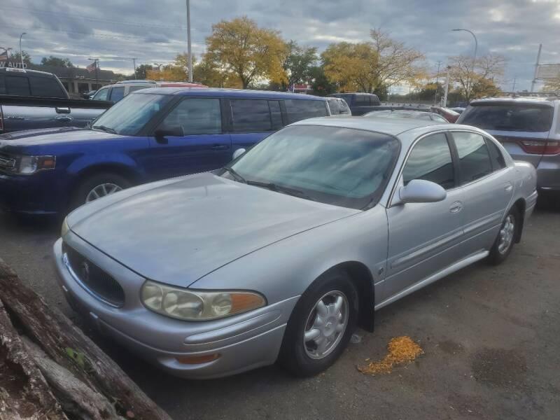 2001 Buick LeSabre for sale at J & J Used Cars inc in Wayne MI