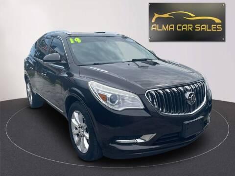 2014 Buick Enclave for sale at Alma Car Sales in Miami FL