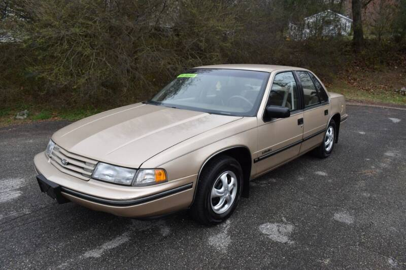 1992 Chevrolet Lumina for sale at Gamble Motor Co in La Follette TN