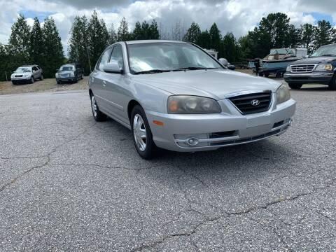 2006 Hyundai Elantra for sale at Hillside Motors Inc. in Hickory NC