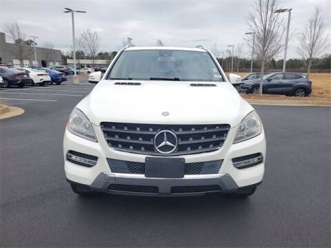 2015 Mercedes-Benz M-Class for sale at Lou Sobh Kia in Cumming GA