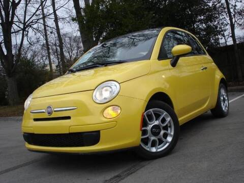 2012 FIAT 500c for sale at A & A IMPORTS OF TN in Madison TN