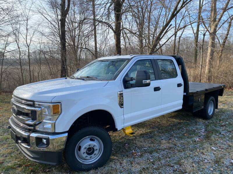 2020 Ford F-350 Super Duty for sale at Kenny Vice Ford Sales Inc - New Inventory in Ladoga IN