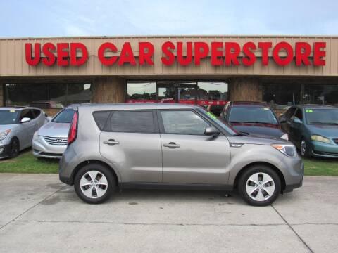 2015 Kia Soul for sale at Checkered Flag Auto Sales NORTH in Lakeland FL
